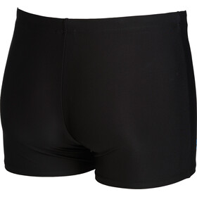 arena Tex Zwemshorts Heren, black-pix blue